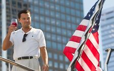 the wolf of wall street TV  Fabric poster 40