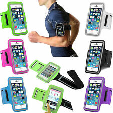 Premium Running Jogging Sports Gym Armband Case Cover Holder for iPhone 6 5S 5C