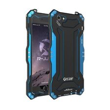 For iPhone SE 7 6S Plus Military duty Armor Water-Resistant Aluminum Case Cover