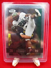 2008 SAGE Hit Jonathan Stewart RC Silver Foil Parallel Carolina Panthers Oregon