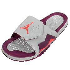 Nike Jordan Hydro VII 7 Retro Purple Red Air Jordan Mens Slide Slippers 70546702
