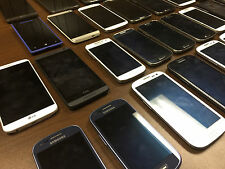 Lot of 46 Samsung Galaxy Note 2 3 S3 HTC One G2 G3 Desire S4 FOR PARTS or REPAIR