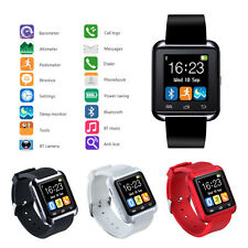 U80 Bluetooth Smart Wrist Watch Phone Mate for IOS Android Samsung LG HTC Phone