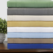 300-Thread-Count Pillowcases Set, Soft Rayon from Bamboo, 2-Piece, 8 Colors