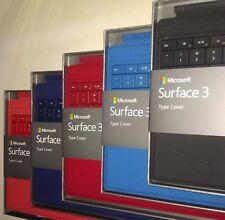 Microsoft Surface 3 Type Cover Keyboard with Backlighting