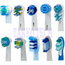 Toothbrush Heads for Braun Oral B Vitality Sensitive Floss action Pul Sonic NEW