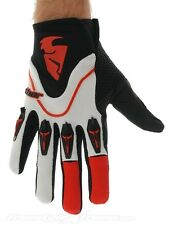 Thor Red 2012 Flow MX Gloves