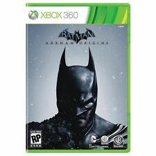 Batman: Arkham Origins  (Xbox 360, 2013)