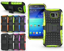 Samsung Galaxy S6 Edge G9250 Hybrid Rubber ShockProof Protective Hard Case Cover