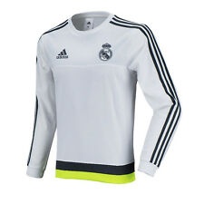 Adidas Men's Real Madrid Training Sweat Top Shirts S88893 WITH Free Tracking