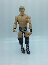 WWE 2010 Mattel Y2J Chris Jericho Basic Series Black/Gold Tights Variant Figure
