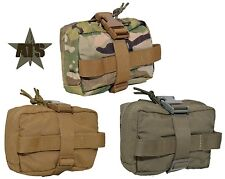 ATS Tactical SOF Bleeder Rip Away Medical Pouch-Multicam-Coyote-RG-BLK-Kyrptek