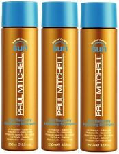New Pack Of 3 Paul Mitchell Sun Recovery Hydrating Shampoo 8.5 oz Each