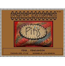 Pins Pincushion by Primitive Gatherings  Pattern or Kit with Pattern