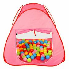 Portable Baby Kid Child Ocean Ball Pit Pool Outdoor Indoor Play Toy Tent Playhut