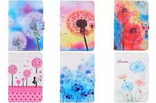 The Pattern Dandelion leather Smart Case Stand Cover for Apple iPad Mini 4