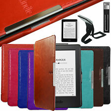 CASE COVER FOR KINDLE 4 5 Paperwhite Voyage / WITH TOUCH (7th Generation 2014)