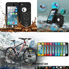 Redpepper Waterproof Shockproof Dirt proof Touch ID Case Cover for iPhone 5 5S