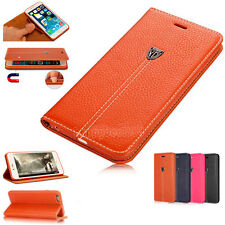 Luxury Magnetic Flip Cover Stand Wallet Leather Case For iPhone 6 / 6 Plus 5.5""