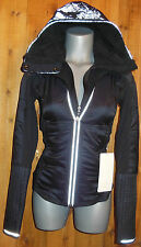 NWT LULULEMON RUN BUNDLE UP JACKET *reflect* BLACK  SPORTS 4 8 10 limited rare