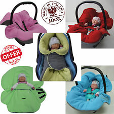 Hood Baby Warm Blanket Wrap Swaddle Sleeping Bag For Stroller Pramp Car Seat New