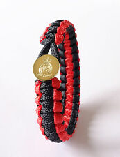 Royal Air Force Police Paracord Regimental Wristband