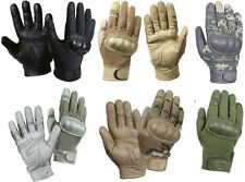 Hard Knuckle Tactical Gloves Cut Resistant Military Gloves Rothco