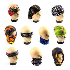 Unisex Skull Neck Warmer Snood Beanie Scarf Ski Hat Bike Cycling Sport Face Mask