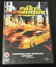 The Fast And The Furious - Tokyo Drift (DVD, 2006)  (D0087)