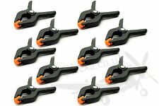 "Wholesale Plastic Spring Clamps 2"" Strong Nylon Stall Coil Clips Market 8 - 160"