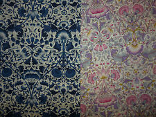 LODDEN Liberty of London Tana Lawn fabric Large Fat Quarter/FQ quilting