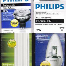 Philips EnduraLED MR 16 Reflector 3W 4W 7W 10W  33W Dimmable Energy Advantage