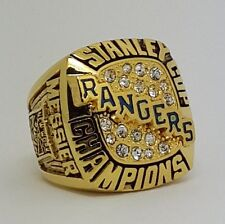 World championship ring New York Rangers 1994 Hockey 'MESSIER' Size 9-13