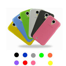 Ultra Thin Matte Clear Transparent Case Skin For Samsung Galaxy S4 SIV i9500 Lot