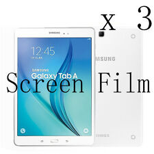 3 Glossy Matte Screen Protector Film Skin For Samsung Galaxy Tab S2 T810 T815