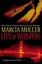 City of Whispers (Sharon McCone Mysteries)  (ExLib)