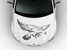 Hawk Eagle Hood Car Decal Race Sports Grpahic Art Sticker Truck Wrap Art B34