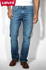Levi's Jeans 527 Low Rise Slim fit Bootcut W29-36in L30-36 RRP £95 ClearOut Sale