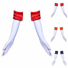 Ladies Anime Sailor Moon Elbow Gloves Cosplay Costume Fancy Dress Accessories