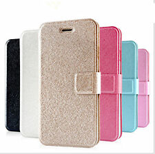 Bling Bling Glossy Gilter Wallet Leather Stand Case Cover for iPhone 6 6S Plus