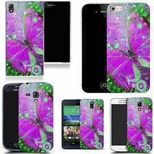gel rubber case cover for  Mobile phones - heebie jeebies butterfly silicone