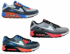 Wholesale 12 Pairs Mens Air Running Max Gym Sport Absorbing Trainers Shoes Size