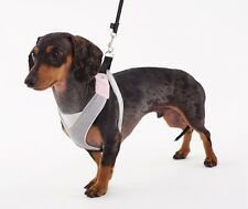 Reflective Mesh Dog Harness by Doggles Over The Head Design Unisex