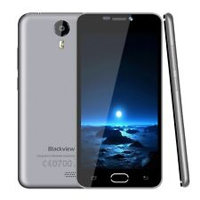 "Android 5.1 5"" HD Blackview BV2000 Quad Core 4G Smartphone 1GB+8GB GPS Unlocked"