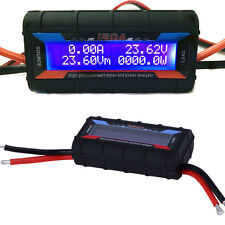 GT Power RC 130a150A LCD Battery Balance Watt Meter Power Analyzer Ver 2.0