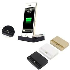 Charger Docking Station Cradle Charging Sync Dock for iPhone 6 6s iPhone 6 Plus