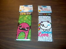 NEW So So Happy Arm Warmers Wink or Taco Characters Ages 4+