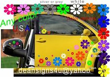 40 FLOWERS daisies SET car Choose Center colr GIFT Pontoon Boat Kayak Golf cart