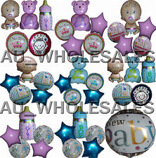 NEW BORN BABY GIRL BABY BOY BALLOON BABY SHOWER CHRISTENING WELCOME HOME PARTY