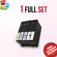 Full Colour Set of non-OEM Ink Cartridge for LEXMARK Interact Printers S605 S608